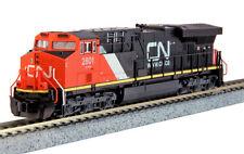 Kato N Scale ES44AC Locomotive Canadian National CN #2801 DC DCC Ready 1768926
