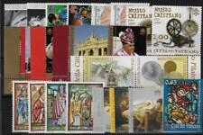2007 Vaticano Annata completa NO bf 2007 MNH