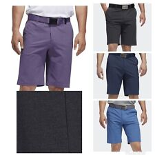 New Men's Adidas Ultimate 365 Club Pinstripe Golf Shorts- Pick Size/Color