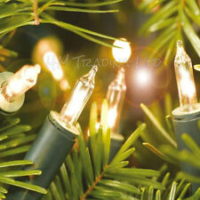 20 Clear Bulb Fairy Lights Party Decoration Xmas 5.2m