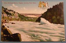 GREAT WHIRLPOOL RAPIDS NIAGARA FALLS, CANADA 1913
