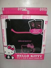 SAKAR HELLO KITTY iPAD 2 SHELL & SLEEVE COMBO KIT NEW IN PACKAGE