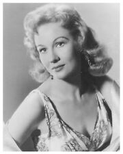 VIRGINIA MAYO portriat promo still from FORT DOBBS - (m013)