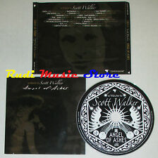 CD A tribute to SCOTT WALKER Angel of ashes 2005 eu TRANSFORMADORES lp mc dvd