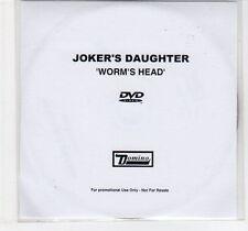 (EF45) Joker's Daughter, Worm's Head - DJ DVD