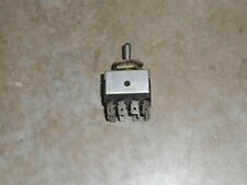 Henny Penny 500 Commercial Fryer 16640 Toggle Switch Main 4pdt