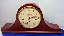 Antique Seth Thomas 8 Day Westminster Chime Woodbury Mantle Clock 1302