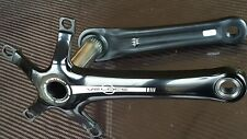 Campagnolo VELOCE Alloy POWERTORQUE Crank Arms (172.5mm) 135mm bcd (NEW) BLACK
