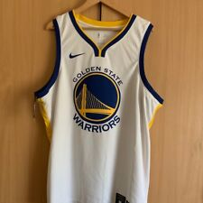 Nike NBA Golden State Warriors Authentic Swingman Jersey Size Large 903989 100