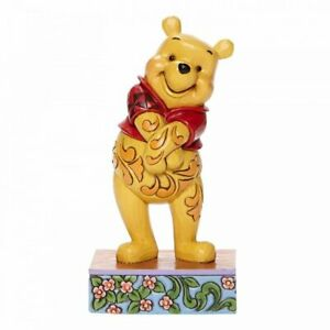 Disney Traditions 6008081 Pooh Standing Personality Pose New & Boxed