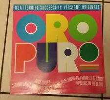 Oro Puro - CBS 466754 1 - 1990 -