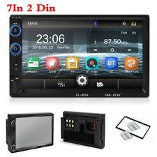 Doble 2Din 7In Auto Stereo Fm Radio Multimedia MP5 reproductor USB/AUX/tf/Bluetooth