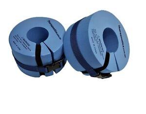 Buoyancy Cuffs With Buckle Strap Water Aerobics Aqua Exercise Swim Weights 6049B
