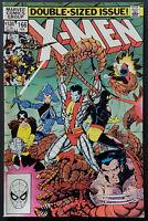 Uncanny X-Men #166 VF 8.0 Claremont Smith 1st Lockhead 1983 Bronze Age