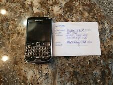 Blackberry Bold 9700 -- Untested -- Listing #3