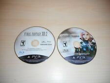 Final Fantasy XIII-2 & Lightning Returns Game Discs Only PS3 Playstation 3 13