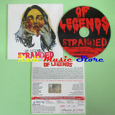 CD Singolo Of Legends Stranded SOM 234 EUROPE 2011 PROMO no mc lp vhs dvd(S15)