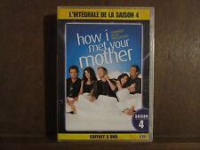 How i met your mother, comment je l'ai rencontrée Saison 4/ Coffret 3 DVD