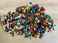 LEGO - Figures: Vintage, Duplo, Jack Stone, Belville - Great mixed!