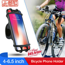 Bike Motorbike Bicycle Phone Mount Case Holder All Mobile Phones GPS Universal