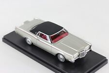 1970 -1971 Lincoln Continental Mark III Automodello 43A030