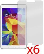 """6x Protector Pantalla Hellfire Trading Lámina para Samsung Galaxy Tab 4 8"""" T330"""