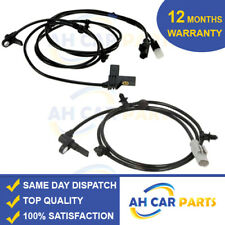 2X REAR ABS SPEED SENSOR FOR MERCEDES-BENZ VITO,VIANO W639 DRIVER AND PASSENGER
