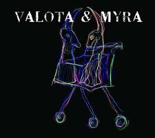 CD NEUF scellé - VALOTA ET MYRA - 2 OU 3 CHOSES ... / Edition Digipack -C11
