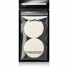 MAC Multi Formula Foundation Sponges Pads Discs  - White
