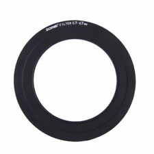 """Metal Adapter Ring for 67mm Round Filter Lens or ZOMEi Z Series 4*4"""" Filter"""