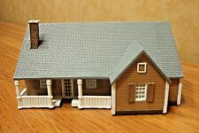 Imex New England Ranch House Ho Scale Built-Up Building