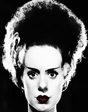 Elsa Lanchester Bride Of Frankenstein Pop Art Canvas 16 x 20    #5625