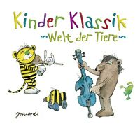 KINDER KLASSIK-WELT DERTIERE 2 CD NEW VARIOUS