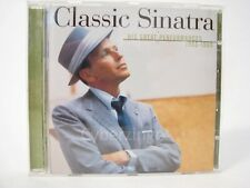 Classic Sinatra His Great Performances 1953-1960 CD Capital Compact Disk 2000