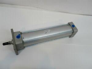 "SMC NCDA1F250-1000-XC6, Pneumatic Tie Rod Cylinder, 2.5"" Bore, 10"" Stroke"