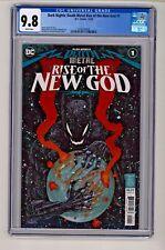 DC's Dark Night Death Metal; Rise of the New God #1 CGC 9.8