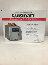 Cuisinart 2 Slice Toaster - Touch to Toast