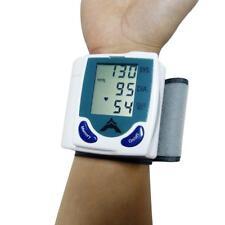Digital-LCD-Handgelenk-Blutdruckmessgerät mit Herzschlag-Rate Pulse Measure Neu