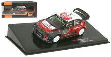 IXO RAM638 Citroen C3 WRC Monte Carlo 2017 - Kris Meeke 1/43 Scale