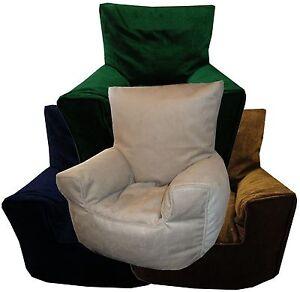 Corduroy Bean Bag, Children's Beanbag Chair, Kids Bean bag Sofa