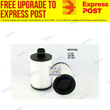 Wesfil Oil Filter WCO154 fits Holden Captiva 2.2 TD (CG),2.2 TD 4x4 (CG)