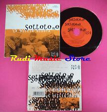 CD singolo SOTTOTONO La Biccia Giusta VP31 RAP ITALIANO 1995 no mc lp(S20)