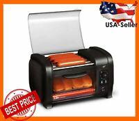 Hot Dog Oven Machine Cooker Roller Toaster Sausage Kitchen Bun Warmer Rollers