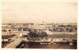 Hialeah Florida Scenic View Real Photo Vintage Postcard AA36105