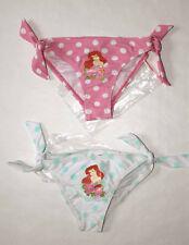 Disney Princess Arielle  Meemaid Kinder Mädchen Badehose Gr.92-110 Bikini neu!