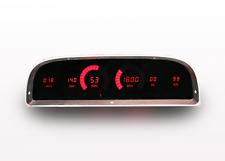 1960-1963 Chevy Truck Digital Dash Panel Red LED Gauges Lifetime Warranty