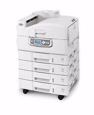 OKI C9650hdn A3 USB Network Parallel Colour Laser Printer C9650 9650 V2T