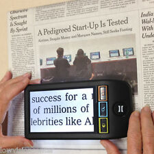 "Eschenbach SmartLux Digital 5"" HD Portable Video Reader Low Vision Magnifier"