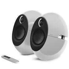 Edifier e25HD Luna Eclipse HD 2.0 Bluetooth Speakers with Optical Input - White