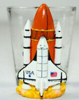 New Mexico Museum of Space History Shot Glass Space Shuttle USA